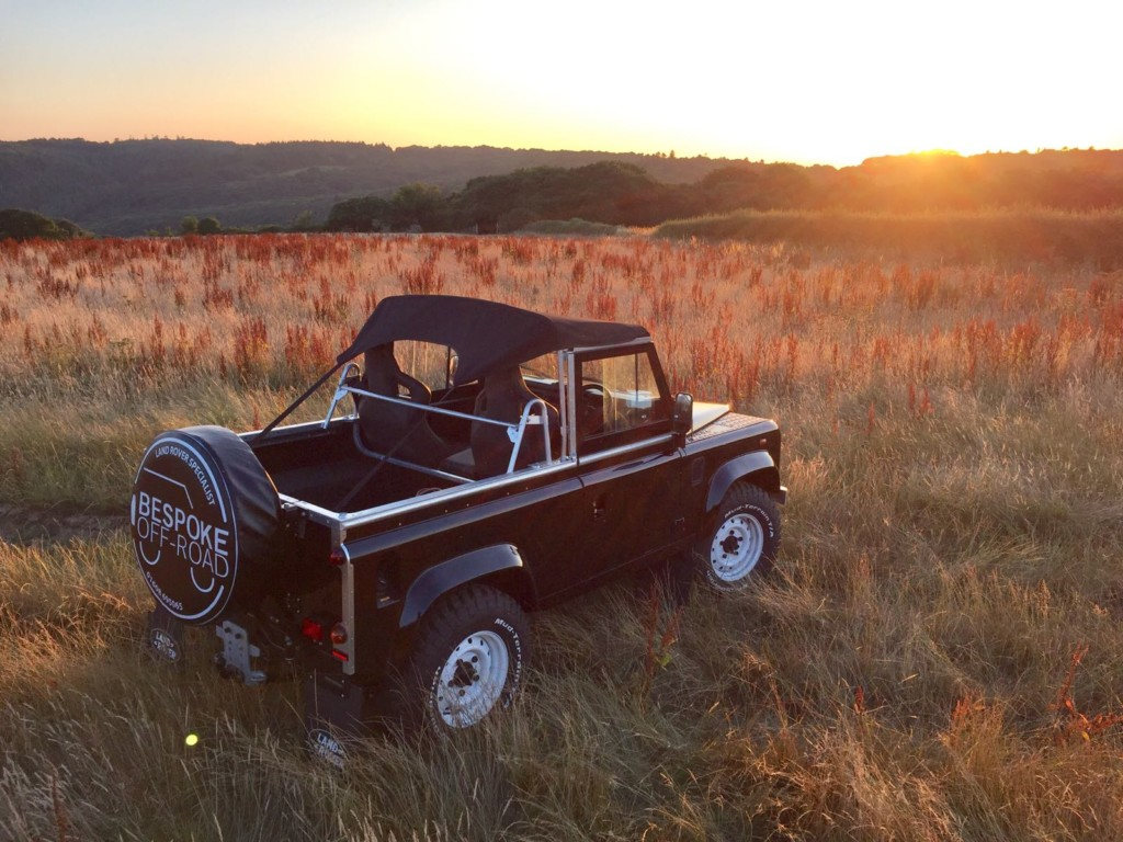 2001 Land Rover Defender 90 Beach Buggy  U2013 Sold