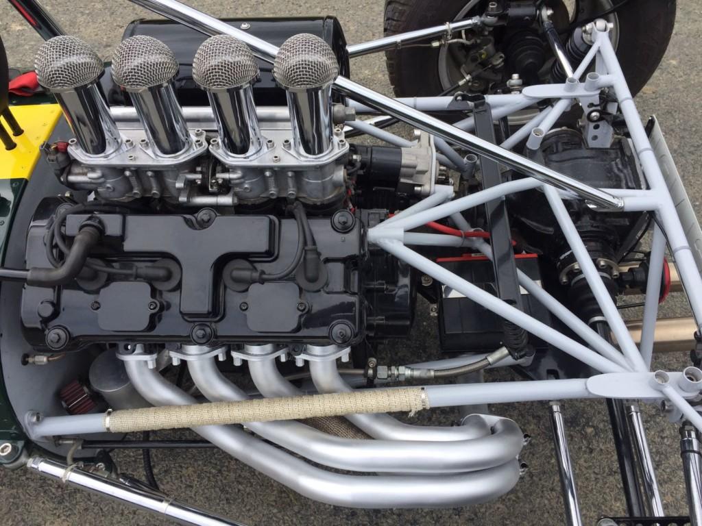 1967 Lotus S2 49 Colin Chapmans Iconic Formula 1
